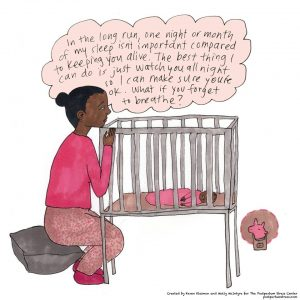 Perfectionism in motherhood often leads to postpartum anxiety