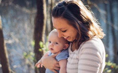 A Survival Guide For The Overwhelmed New Mom.