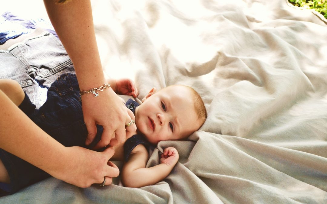 Expert Tips For When You Feel Triggered by Your Baby's Crying