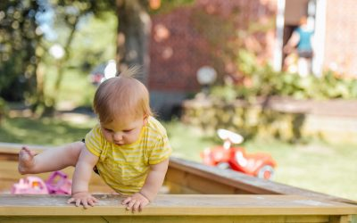 """Help Your Baby Understand """"No"""" in 4 Simple Steps."""